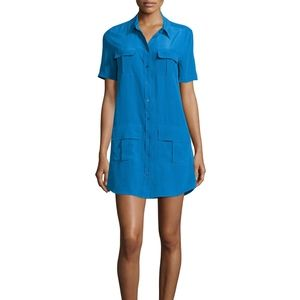 Equipment 'Remy' Short-Sleeve Utility Dress